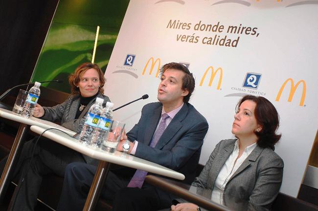 Bureau veritas certificacion audita la cadena de for Oficinas mcdonalds madrid