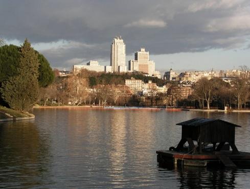 La casa de campo de madrid se convierte en el parque - Pabellon casa de campo madrid ...
