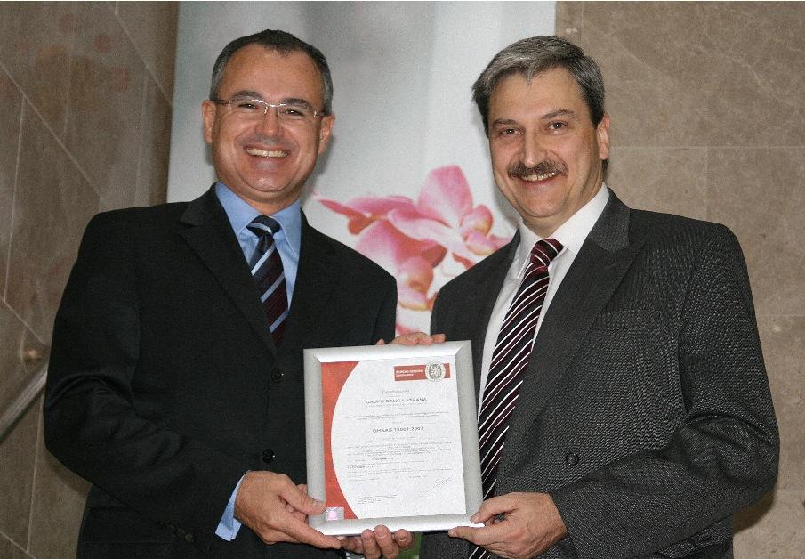 Bureau veritas certification entrega a grupo dalkia espa a - Bureau veritas espana ...