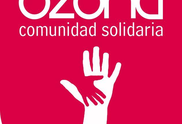 Ozona crea la Comunidad Solidaria para colaborar con Intermón Oxfam