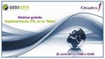 """Staff&Line y Osiatis presentan el webinar """"Implementando ITIL en la Nube"""""""