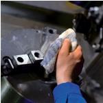 MEWA exime a las empresas de toda responsabilidad en materia de eliminación de mercancías peligrosas derivadas del material de limpieza