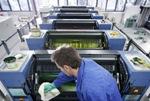 MEWA contribuye a la creación de una imprenta sostenible