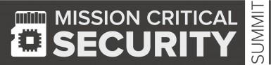"""<!--:es-->""""Mission Critical Security Summit"""" dará respuesta a las preocupaciones actuales sobre la seguridad de los datos y de los sistemas críticos de TI<!--:-->"""