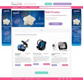 <!--:es-->Nace Consubebé.es, primera guía de productos para el bebé en España<!--:-->