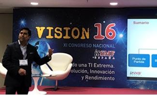 <!--:es--> EasyVista presente en VISION16, el Congreso Nacional de referencia TI, organizado por itSMF España<!--:-->