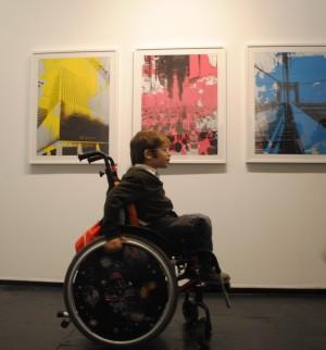 <!--:es-->KreislerArt.com y Fundación Lukas celebran un brindis solidario con motivo de la recaudación en 'Digital versus Analogical' <!--:-->