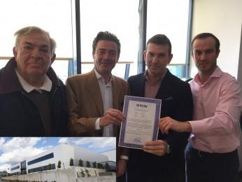 <!--:es-->Teknia Group celebra su cumpleaños con la incorporación de la 20ª planta productiva<!--:-->