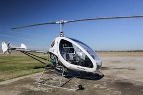 <!--:es-->¿Te atreves a volar?  HEDESPA presenta el primer helicóptero ultraligero de España<!--:-->