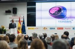 """<!--:es-->Teknia Group recibe de COFIDES el galardón al """"Proyecto Exterior de Gran Empresa"""" 2016<!--:-->"""
