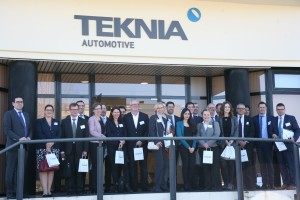 <!--:es-->Teknia Group elegida por una delegación empresarial alemana como referente de la industria de automoción <!--:-->