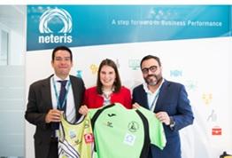 <!--:es-->Neteris patrocina a la deportista de paracanoe Elena Ayuso <!--:-->