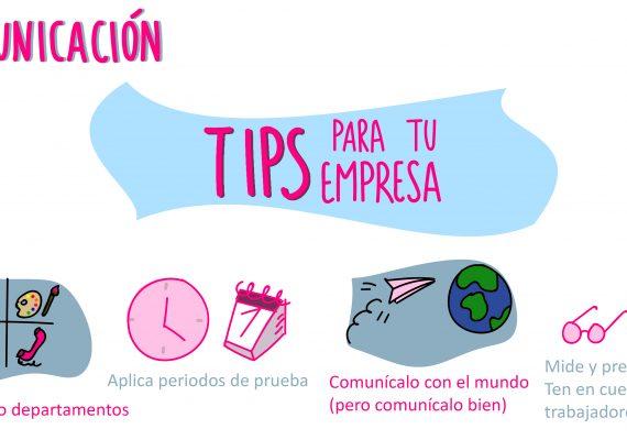 Tips RSC y Comunicación