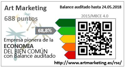 Art Marketing publica su Balance del Bien Común