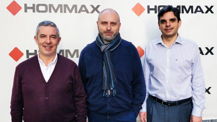 RISCO Group refuerza su estrategia de distribución para el 2018 al incorporar a HOMMAX a su canal