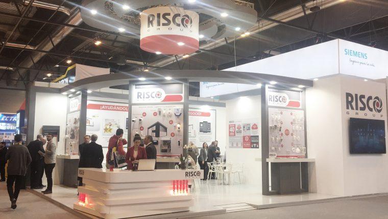 RISCO Group triunfa en SICUR 2018 gracias a sus últimas novedades en vídeo verificación y soluciones de Smart Home