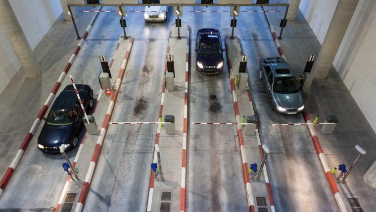 deister electronic presenta transpeed™, sistema de largo alcance para la identificación de vehículos
