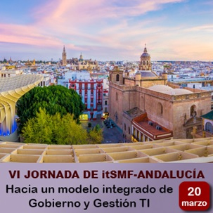 EasyVista patrocina la VI Jornada de itSMF 2018 en la Universidad de Sevilla