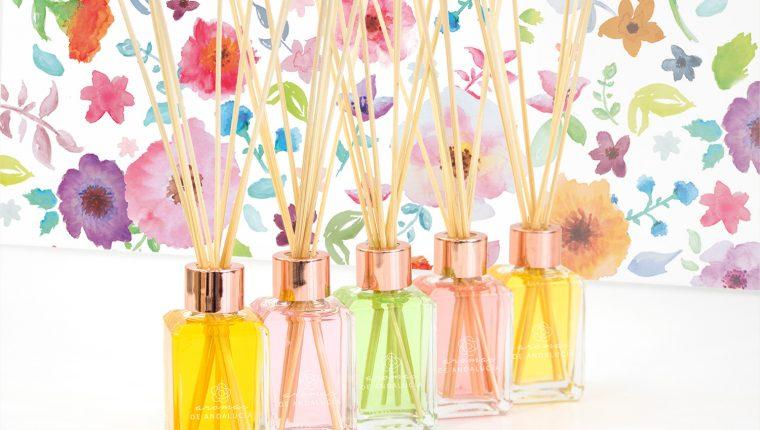 Aromas de Andalucía presenta Renacer, su nueva colección con aires de primavera