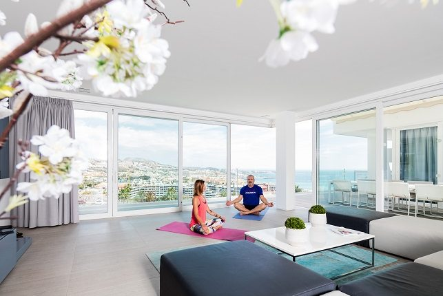 ¿Lujo, vacaciones y fitness? BAOBAB Suites lo consigue con Activate Sports Club