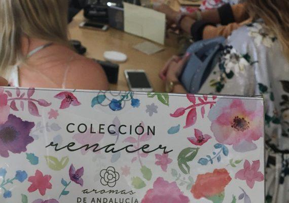 Art Marketing representa a Aromas de Andalucía  en su primer evento de presentación a bloggers