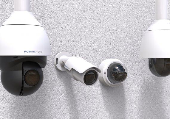 La nueva gama complementaria de cámaras de videovigilancia MOBOTIX MOVE ofrece características adicionales sin comprometer la calidad