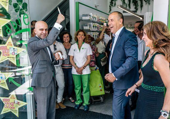 Farmacia Trébol Gran Vía Alicante