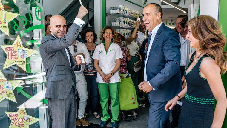 La expansión del Grupo Farmacias Trébol se consolida tras inaugurar su buque insignia en Levante