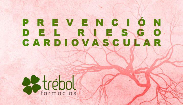 Prevención del Riesgo Cardiovascular por Farmacias Trébol