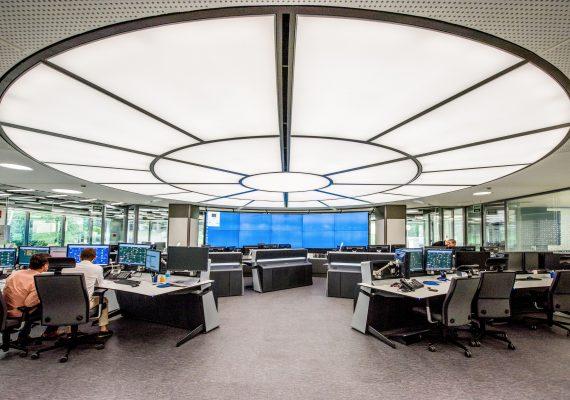 REQUENA Y PLAZA desarrolla el proyecto de interiorismo y renovación del Centro Principal de Control de Enagás