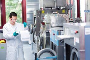 MEWA invierte en investigación y desarrollo de servicios textiles.