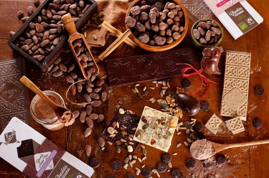 Chocolates Artesanos Isabel, un órdago a la salud, el amor y el cuidado