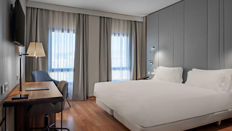 El estudio REQUENA Y PLAZA finaliza la transformación del hotel NH Ciudad de Cuenca