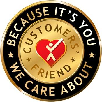 """ICERTIAS destaca con el sello """"Customer´s Friend Gold Medal"""" a las empresas españolas con el mejor servicio y atención al cliente"""