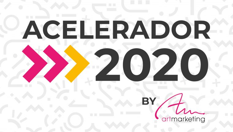 Acelerador 2020: la nueva campaña de Art Marketing