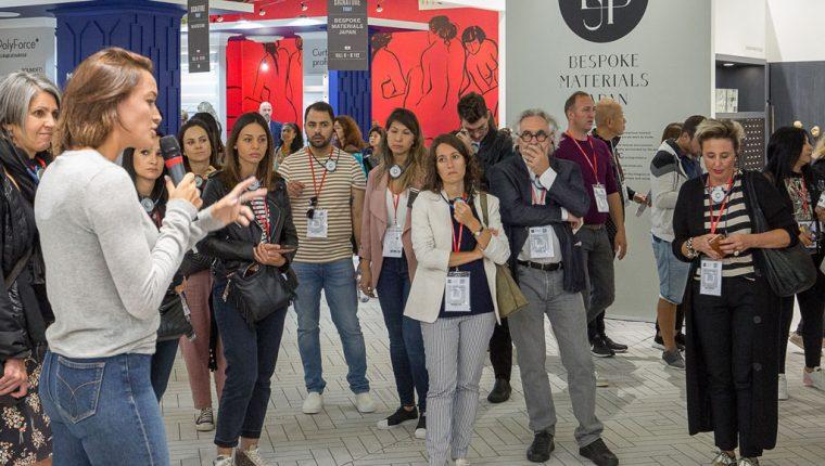 REQUENA Y PLAZA asiste, con Schneider Electric, a la exposición Maison&Objet en busca de las últimas tendencias