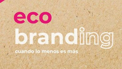 Ecobranding. When less is more